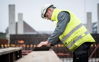 Arbeider bouw